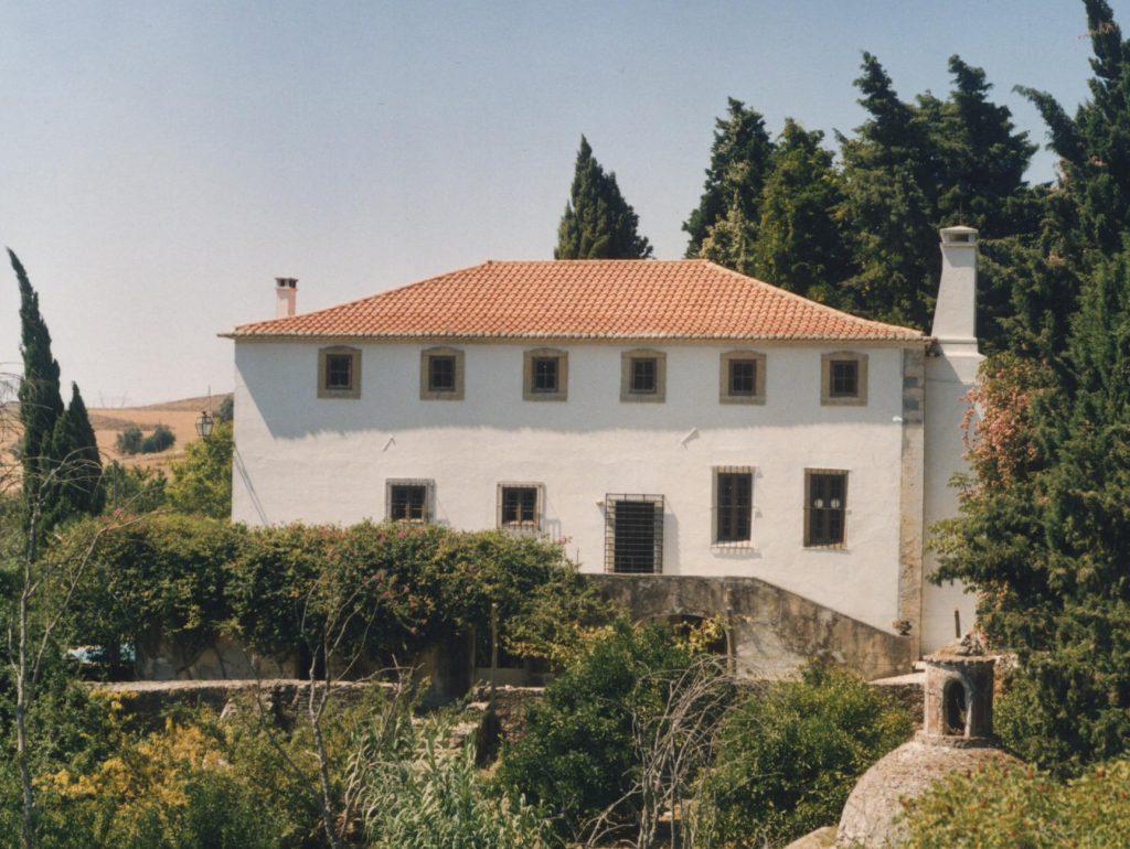 Quinta do Convento dos Frades