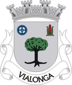 Brasão da Junta de Freguesia de Vialonga