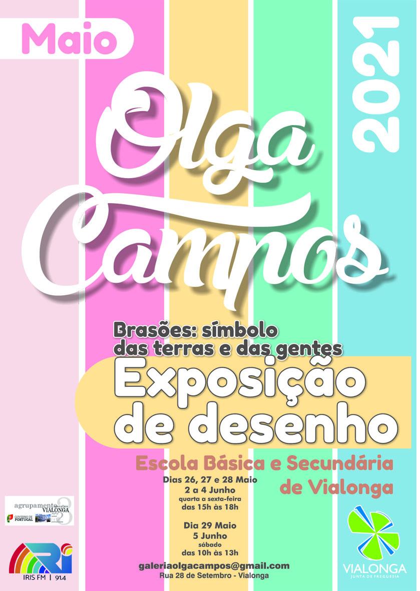 Galeria Olga Campos –26 ·27 · 28 de maio ·2 a 4 de junho