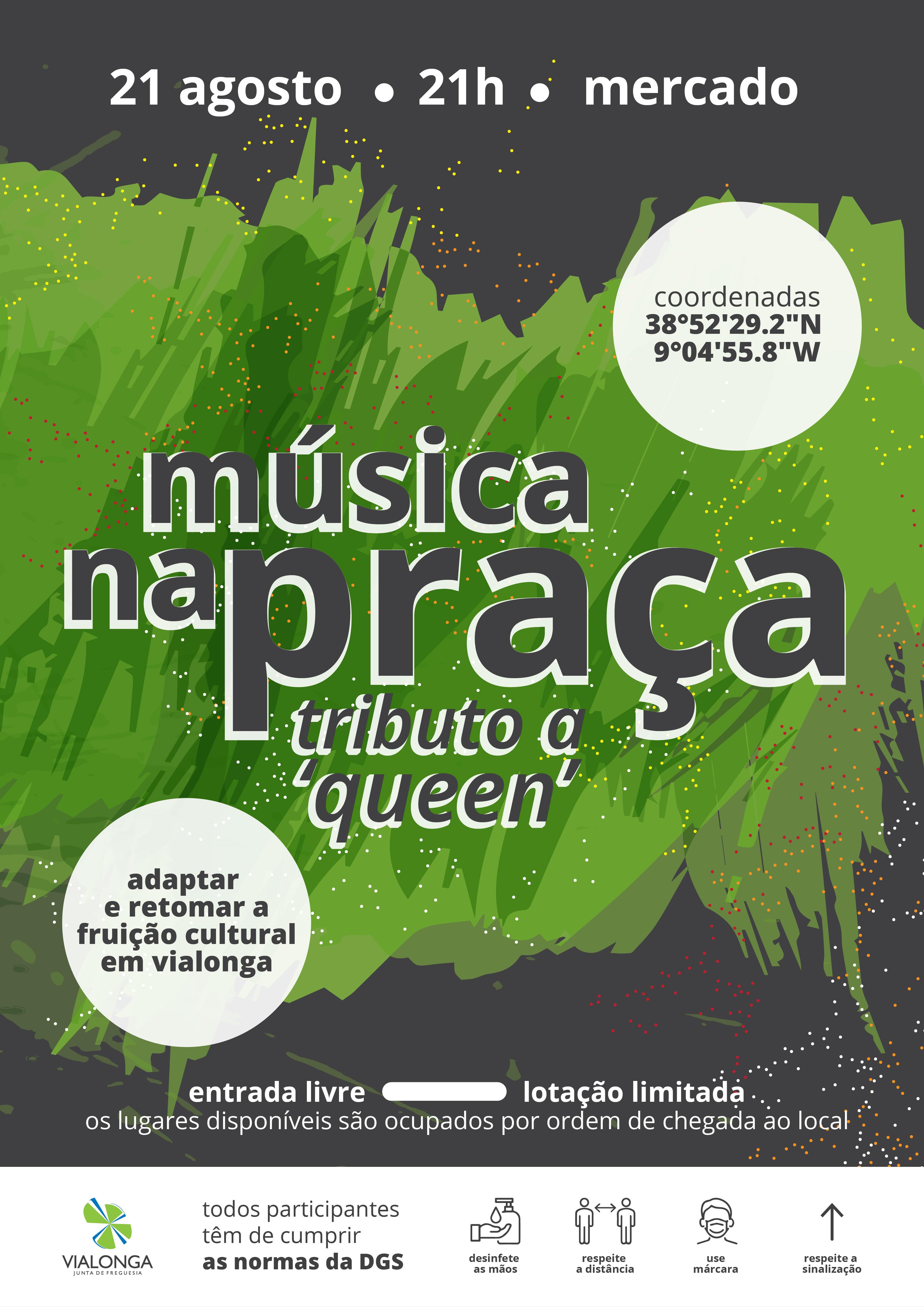 """Espetáculo """"Música na Praça"""""""